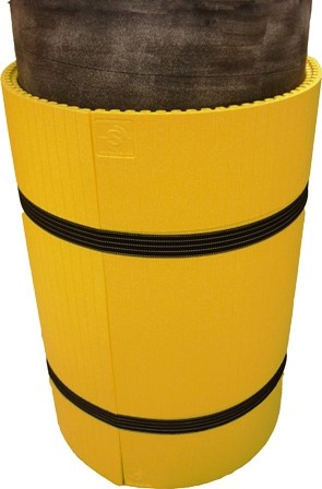Park Sentry Round Yellow KIT