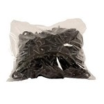 "2"" Heavy Duty Black Chain available in 100' lengths"
